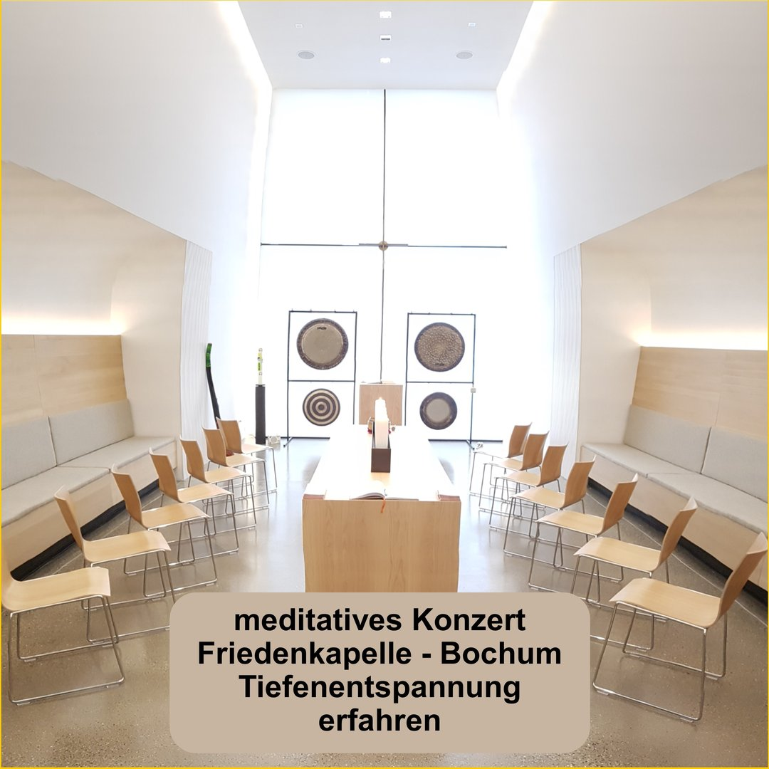 Mo. 08.07.19 Konzert Peace Sounds meditative Klänge